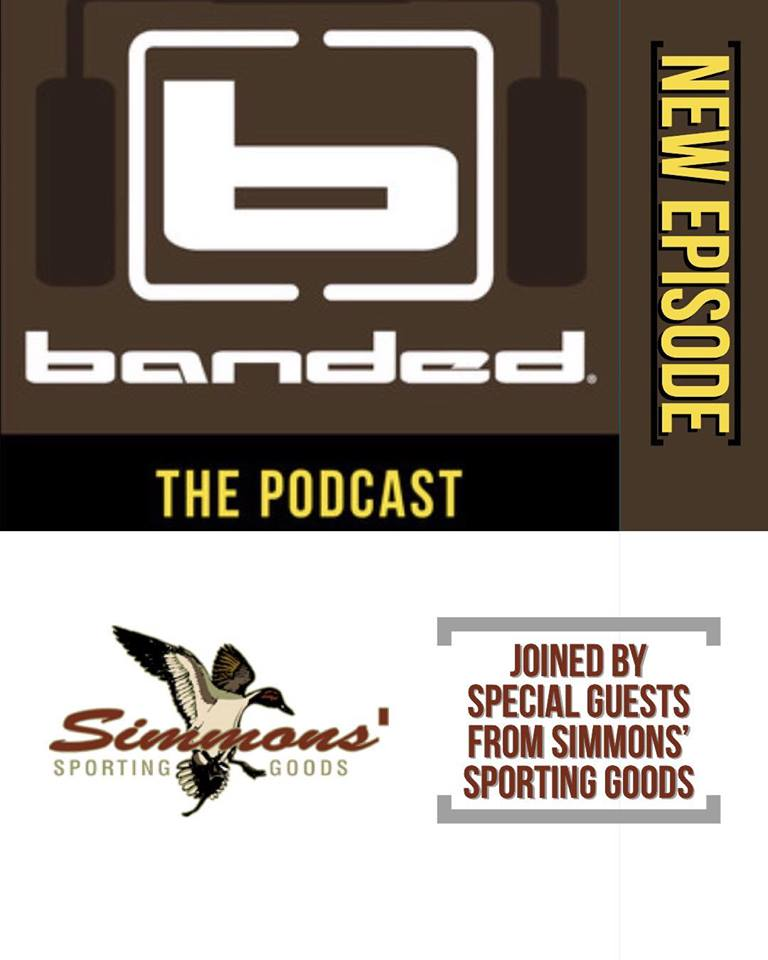 Banded Podcast Images